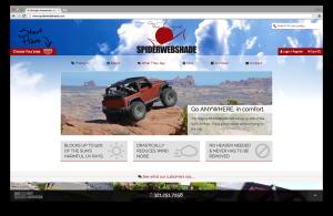 spiderwebshade.com