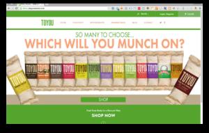 toyousnacks.com